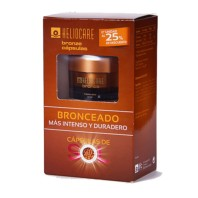 Compra Online Duplo Cápsulas Heliocare Bronze en Oferta | Farmaconfianza