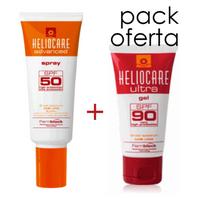 Heliocare Pack Oferta Spray SPF50, 200 ml