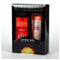 Heliocare Pack Oferta XF Gel SPF50 50ml + Spray SPF50 75ml | Farmaconfianza | Farmacia Online