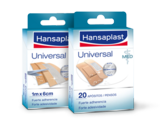 Hansaplast MED Elastic Universal, 20 apósitos