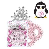 Invisibobble Bee Mine DUPLO, 3 gomas Nano + 3 gomas Original | Farmaconfianza