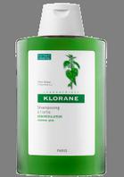 Klorane Champú seborregulador al Extracto de ortiga, 400ml
