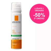 La Roche Posay Anthelios Bruma Fresca Invisible SPF50, 75ml. | Farmaconfianza