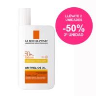 La Roche-Posay Anthelios Fluido Ultra-Ligero SPF50 con perfume, 50ml. | Farmaconfianza