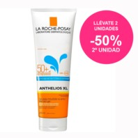 La Roche Posay Anthelios XL Gel Wet Skin SPF50, 250ml. | Farmaconfianza
