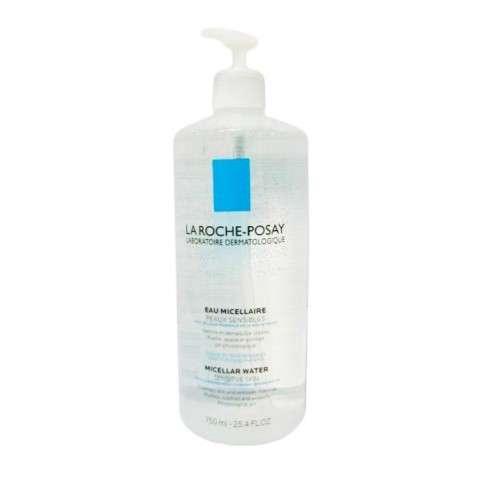 La Roche-Posay Agua Micelar Pieles Sensibles, 750 ml