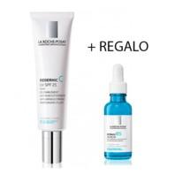 La Roche-Posay Redermic [C] UV SPF25, 40 ml + REGALO Hyalu B5 sérum antiarrugas, 10 ml