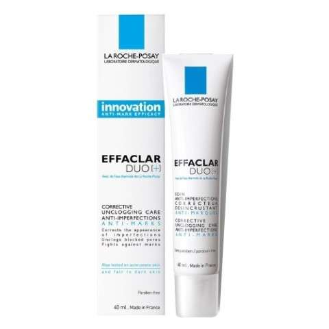 la roche posay effaclar duo 40 ml farmaconfianza. Black Bedroom Furniture Sets. Home Design Ideas