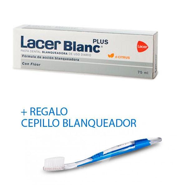 LacerBlanc Plus Pasta Dental Blanqueadora d-Citrus, 75 ml. ! Farmaconfianza