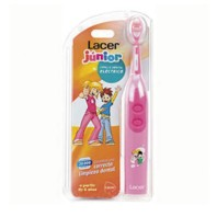 Lacer Efficare Cepillo Eléctrico Junior Rosa   Farmaconfianza   Farmacia Online