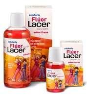 Lacer Flúor Diario 0,05% sabor FRESA, 500 ml