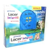 Lacer Gel Dentífrico Infantil + REGALO Puerta Ratoncito Pérez
