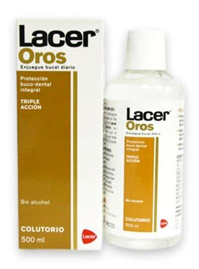 Lacer Oros Colutorio, 200 ml