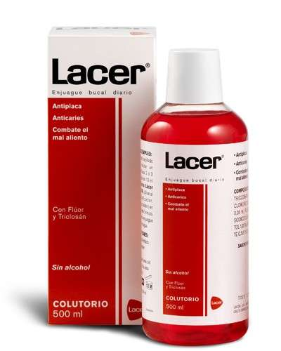 Lacer Colutorio 200 ml. ! Farmaconfianza
