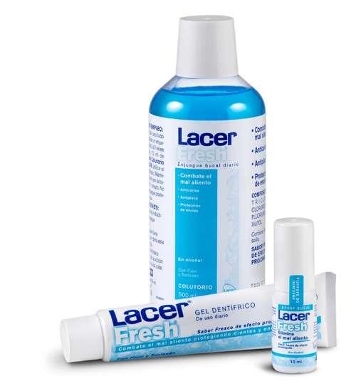 LacerFresh Gel Dentífrico, 75 ml