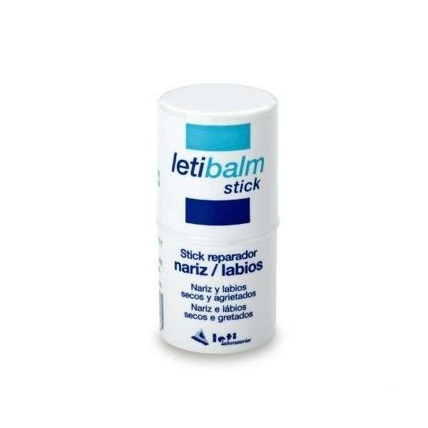Letibalm, Bálsamo reparador Stick labial, 4 g|Farmaconfianza