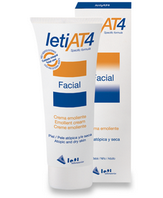 Leti A4 Crema Facial, 100 ml