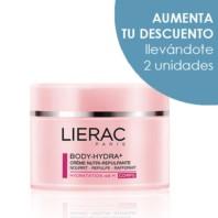 Lierac Body-Hydra+ Crema Corporal Nutri-Repulpante, 200 ml   Farmaconfianza
