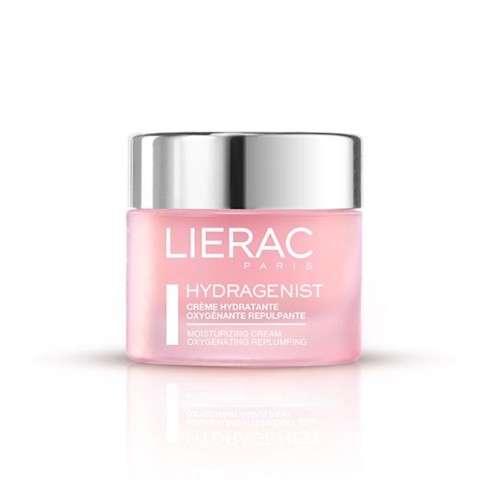 LIERAC HYDRAGENIST Crema Hidratante Oxigenante Rellenadora, 50 ml.