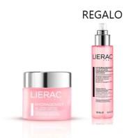 LIERAC HYDRAGENIST Gel-Crema Hidratante Oxigenante Rellenador, 50 ml. + REGALO Bruma, 100 ml