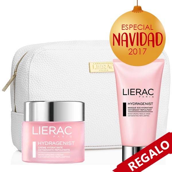 Lierac Hydragenist Crema Hidratante + REGALO Mascarilla Pack Navidad 2017|Farmaconfianza