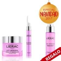 Lierac Lift Integral Crema + Contorno de Ojos + REGALO Sérum Pack Navidad 2017|Farmaconfianza
