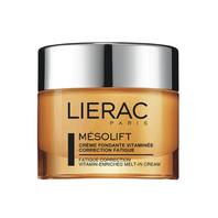 lierac mesolift crema reveladora de belleza - 50 ml