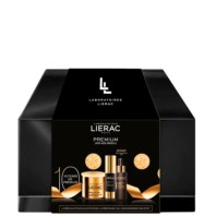Lierac Premium Crema Voluptuosa + Contorno de Ojos + REGALO Sérum Pack Navidad 2017|Farmaconfianza - Ítem1