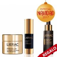 Lierac Premium Crema Voluptuosa + Contorno de Ojos + REGALO Sérum Pack Navidad 2017|Farmaconfianza