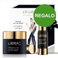 Compra Online el cofre oferta de Lierac Premium Crema Sedosa con REGALO | Farmaconfianza
