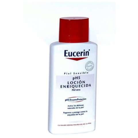 Eucerin Loción enriquecida pH5 400 ml   Farmaconfianza
