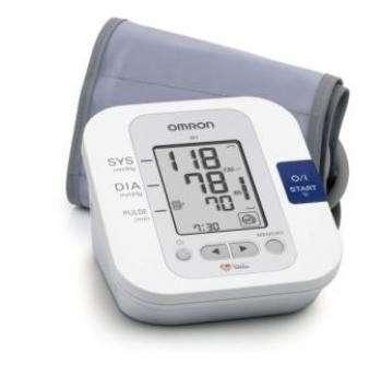 Omron Tensiómetro digital automático de BRAZO. Modelo M-3.