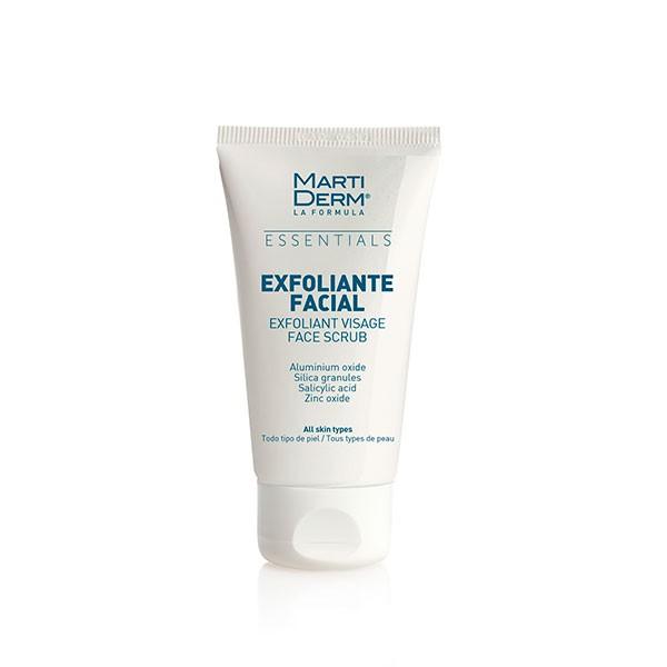 Martiderm Crema Exfoliante Facial, 50 ml.