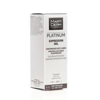 Martiderm Platinum Expression Contorno de Ojos y Labios, 15 ml