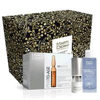 Martiderm Premium Box Ampollas Photo Age + Expressions + Agua MIcelar | Farmaconfianza