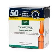 Martiderm Proteoglicanos Hidratante y Reafirmante Piel Normal y Seca, 30 ampollas + OFERTA Alfa-Pelling | Farmaconfianza