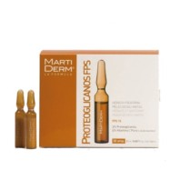 Martiderm Proteoglicanos SPF Hidratante y Reafirmante Piel Normal y Seca, 30 ampollas | Farmaconfianza
