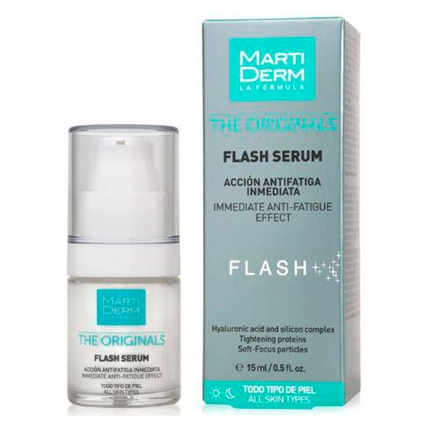 Martiderm The Originals Flash Serum, 15 ml | Farmaconfianza | Farmacia Online