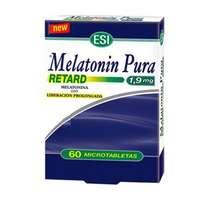 ESI Melatonin Pura Retard 1,9 ng, 60 microtabletas