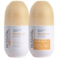 Duplo Mussvital Dermactive Nature, 2 x 75 ml|Farmaconfianza