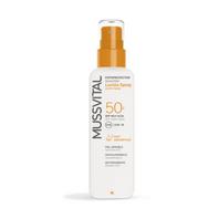 Mussvital Protección Solar Corporal Loción Spray SPF50, 200 ml