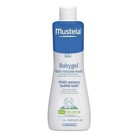 Mustela Baby-gel, 200ml