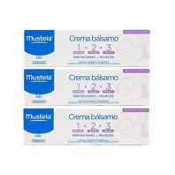 Mustela Crema Bálsamo oferta TRIPLO 3x2 | Farmaconfianza