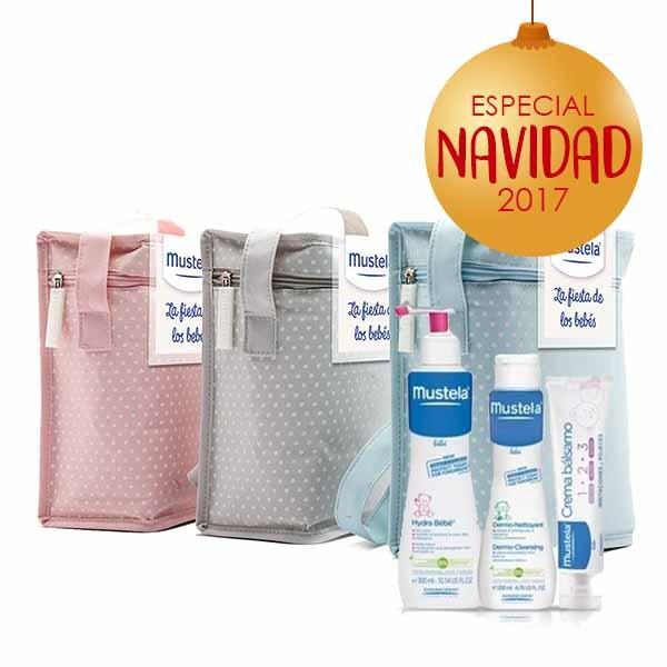 Mustela Pack Fiesta de los Bebés Nevera Azul   Farmaconfianza