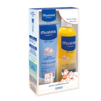 Mustela Pack Bebé Muy Alta Protección Solar en Spray SPF50, 300 ml + After Sun Spray 125 ml