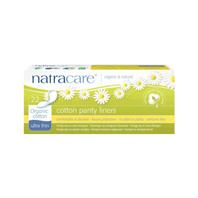 Natracare Salvaslip 100% algodón, 22 unidades ultra-finos
