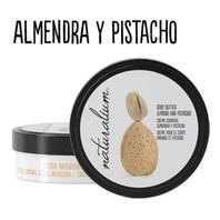 La Crema Corporal de Almendras y Pistacho de Naturalium es extremadamente nutritiva. Aporta ácidos grasos y vitaminas. Descúbrela a un precio excepcional en Farmaconfianza.