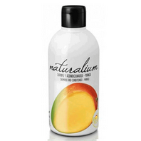 Naturalium Fruit Pleasure Champú Acondicionador Mango, 400 ml