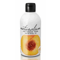 Naturalium Fruit Pleasure Champú Acondicionador Melocotón