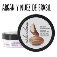 Naturalium Nuts Crema Corporal Argán y Nuez de Brasil, 200 ml